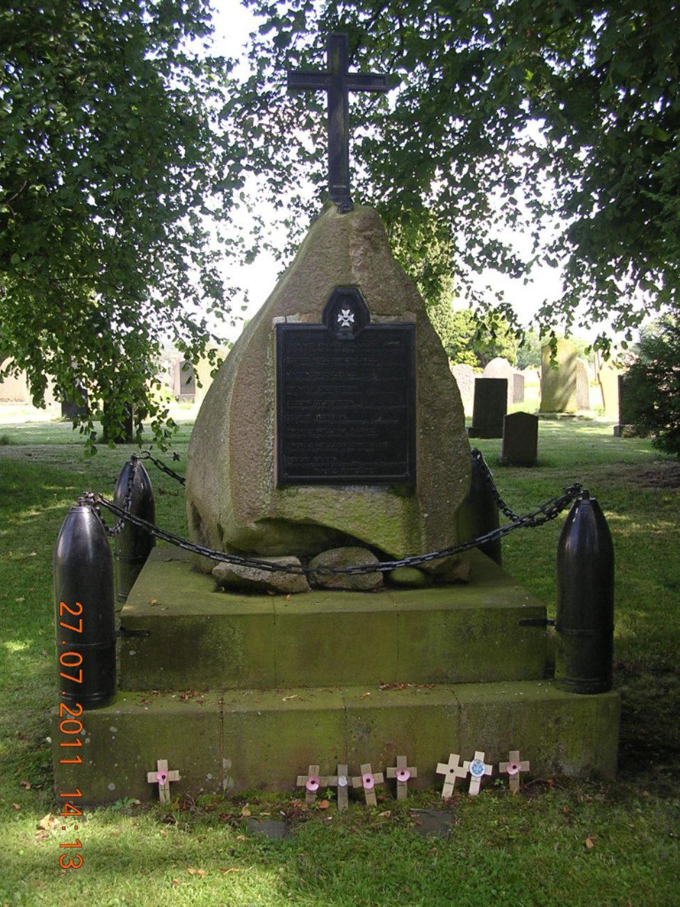 Gt Orton War Memorial