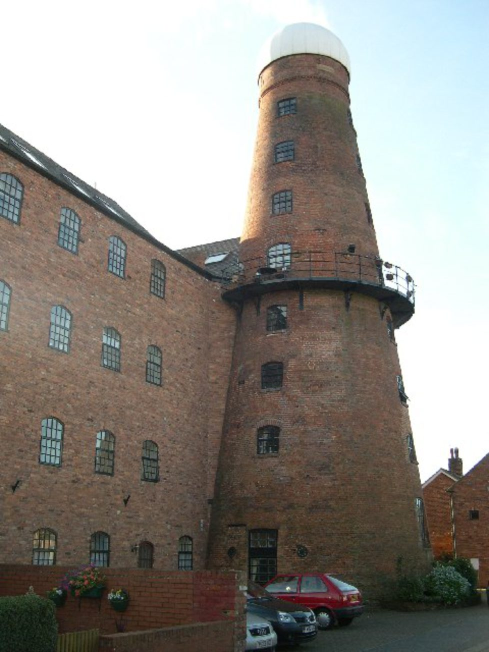 Le Tall's Mill Lincoln